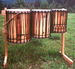 Dunun Drums