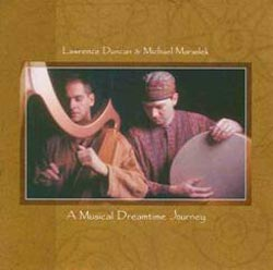 A Musical Dreamtime Journey CD